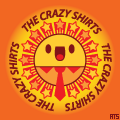 THE CRAZY SHIRTS - BADGE
