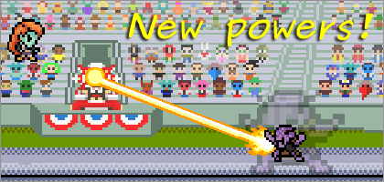 New powers!